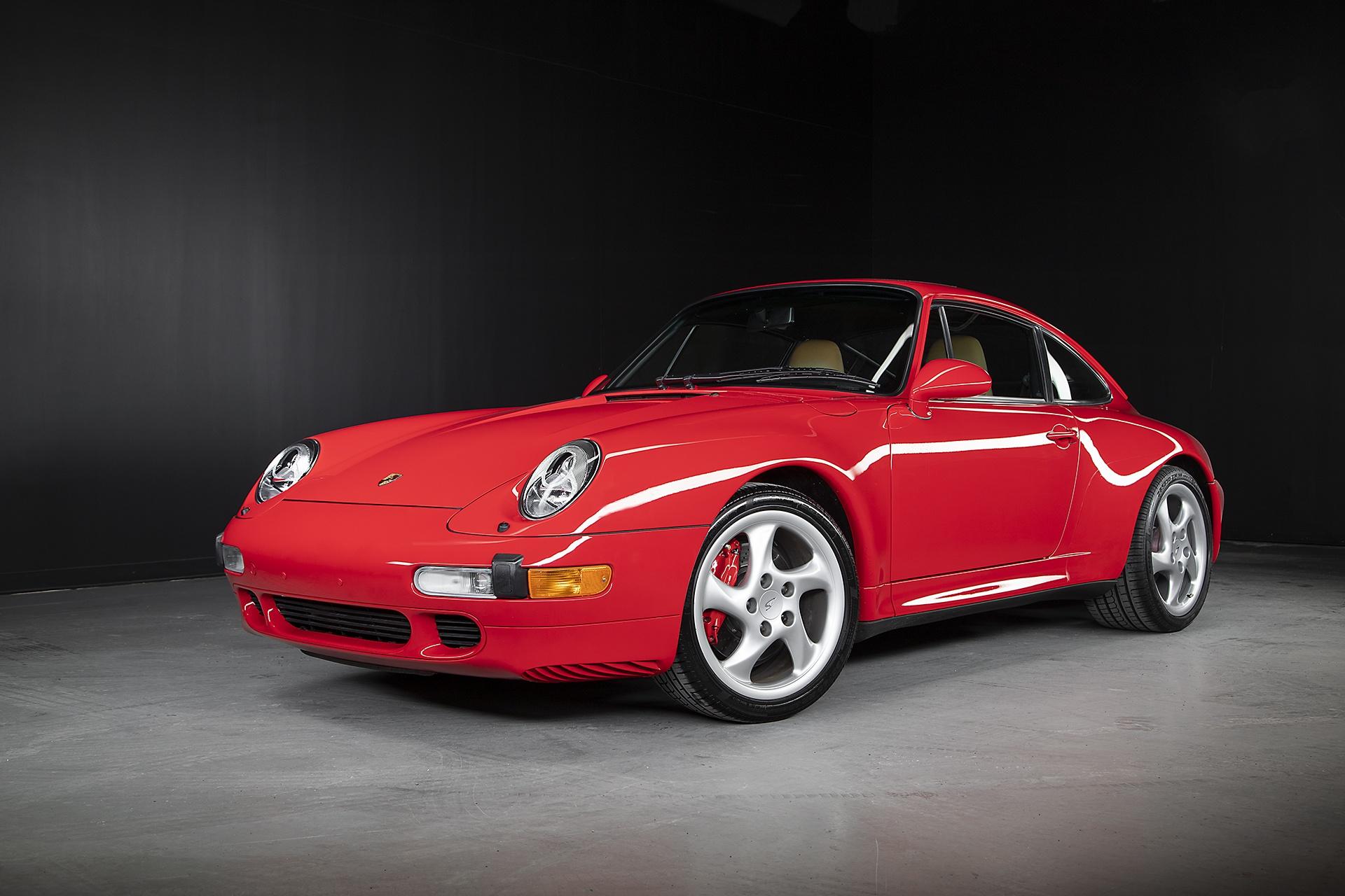 1996 Porsche 911 Carrera 4 S